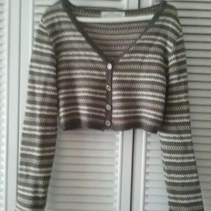 Knit Croped Sweater